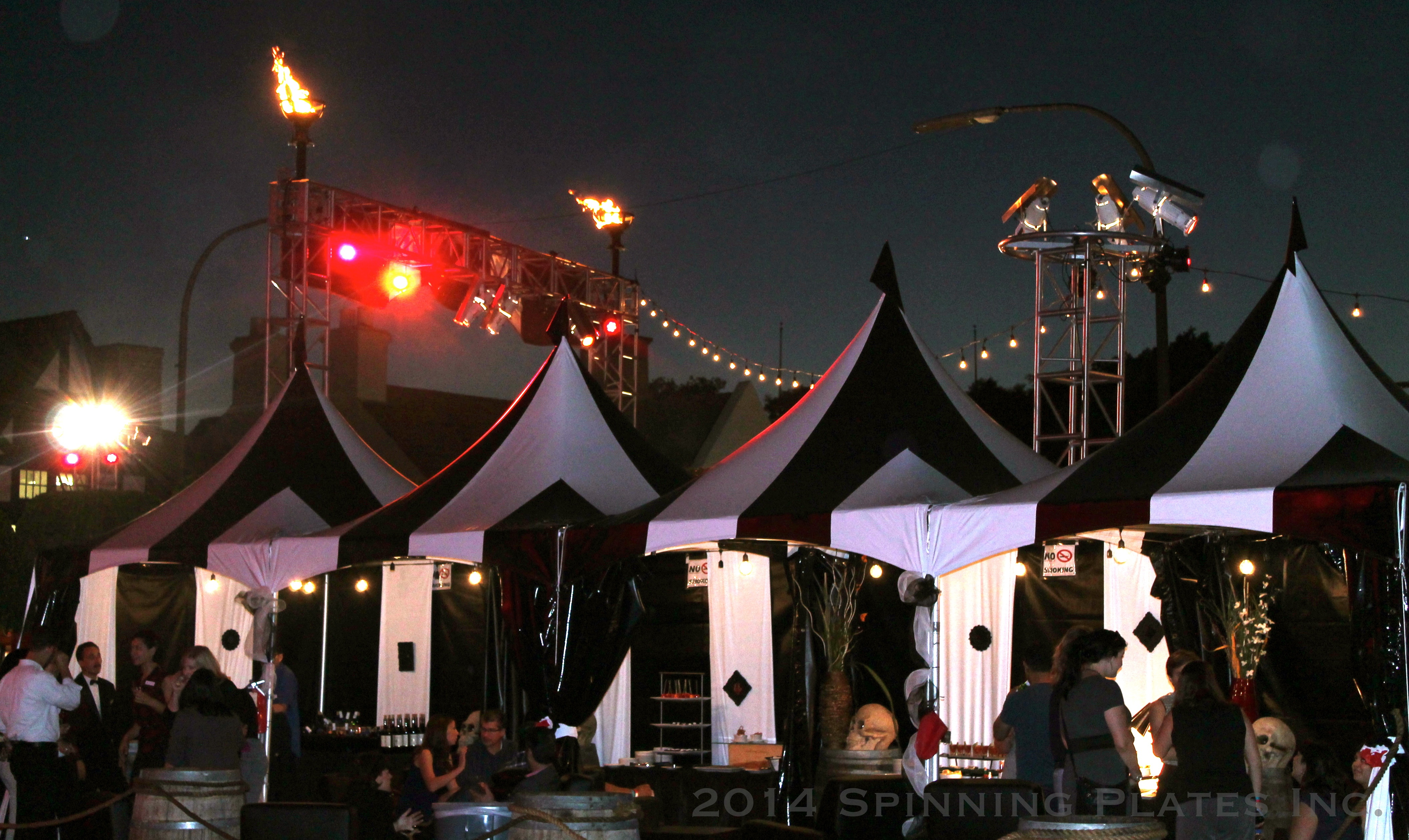 DARK HARBOR at the Queen Mary 2014   Spinning Plates Inc.